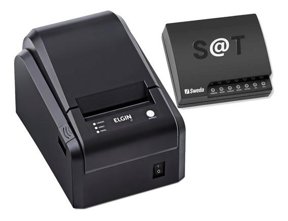 Impressora Elgin I7 Usb + Sat Sweda Ss 2000