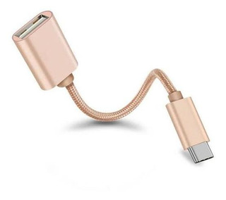Cabo Otg Tipo C Usb