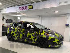 Grafica Vehicular Wrap Ploteo Premium - Visualone