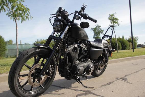 Harley Davidson Iron 883 Equipada Full