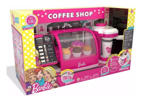 Lançamento Cafeteria Fabulosa Da Barbie 8169-9 Fun