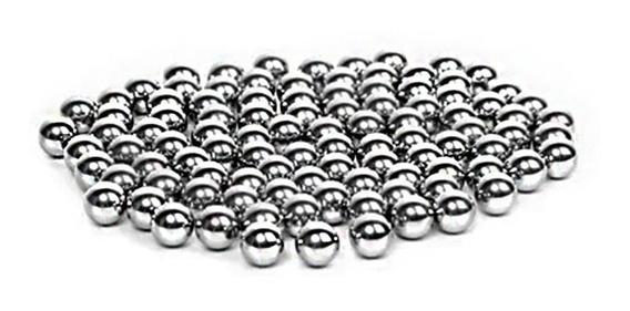 Esfera De Aço 6mm 300 Esferas - Promoção