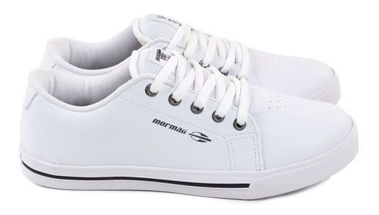 Tenis Masc 203333 Preto/branco Fat Joe Mormaii 88946