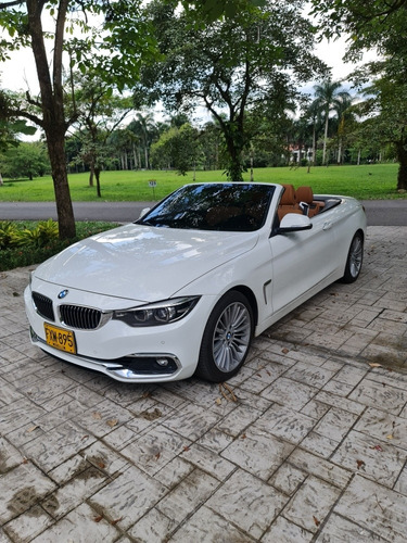 Bmw Serie 4 2019 2.0 420i F33 Cabriolet Executive