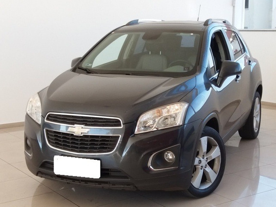 Chevrolet Tracker Ltz 1.8 16v Ecotec (flex) (aut) 2014 Cinza
