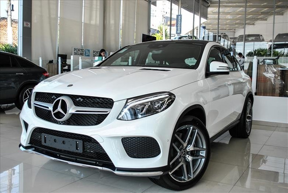 Mercedes-benz Gle 400 3.0 V6 Highway Coupé 4matic