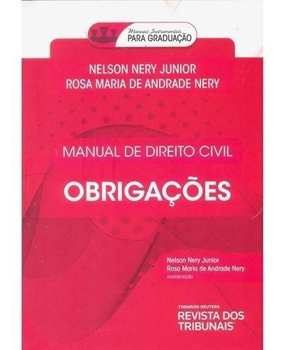Manual De Direito Civil: Obrigações