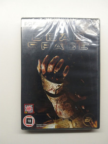 Dead Space Pc Original Lacrado Mídia Física