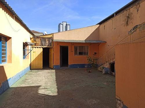 Imagem 1 de 11 de Terreno À Venda, 489 M² Por R$ 1.400.000,00 - Tatuapé - São Paulo/sp - Te0033