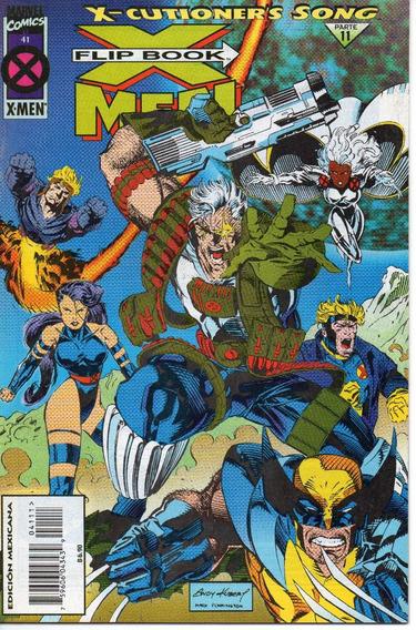 Comic X-men Flip Book 41 Nuevo Marvel México Envío Incluido