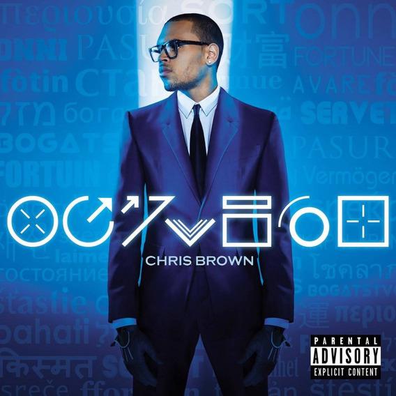 Cd Chris Brown - Fortune Original Novo