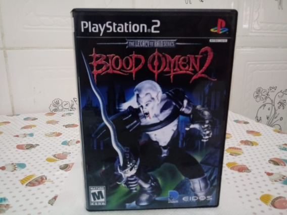 Blood Omen 2 - Patch Para Ps2 - Completo