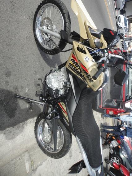 Yamaha Xtz 150 Crosser Z 2018 Bege Apenas 5057 Kms 11900,00