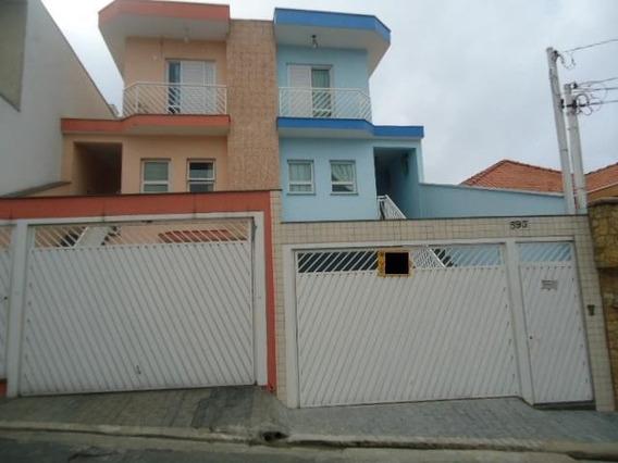 Sobrado Residencial À Venda, Vila Bela, São Paulo. - So0327