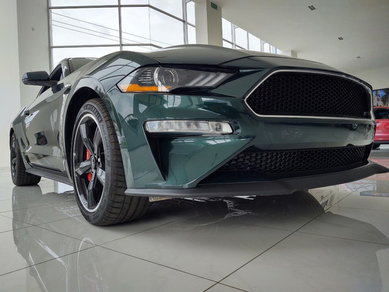 Mustang Bullit 2020 Edicion Especial