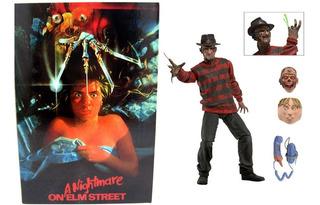 Neca Ultimate Freddy Krueger A Nightmare On Elm Street