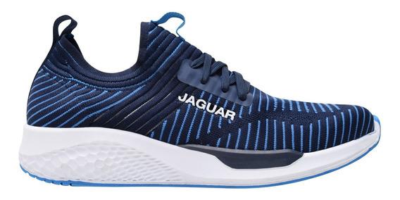 Zapatilla Jaguar 9047 Azul Talle 39 40 41 42 43 44 Hombre