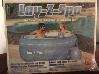 Jacuzzi Lay Z Spa Bestway