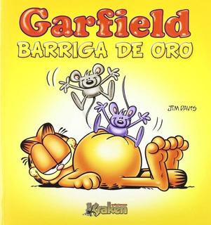 Garfield Barriga De Oro, Jim Davis, Kraken