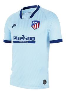 Camisa Nike Atletico De Madrid Third S/n 19-20 Oficial