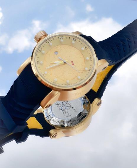 Relógio Invicta Yakuza S1 Dragon 1l