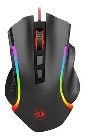 Mouse Redragon M607 Griffin Rgb Chroma Gamer Laser 7200dpi