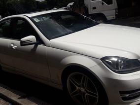 Mercedes-benz Clase C 1.8 250 Cgi Sport At 2013
