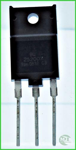 Imagem 1 de 2 de Transistor Bu2520dx Original