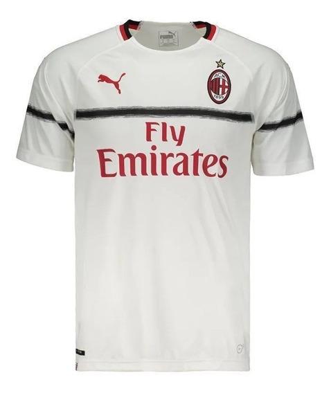 Camisa Milan 2019 Mercadolivre Com Br