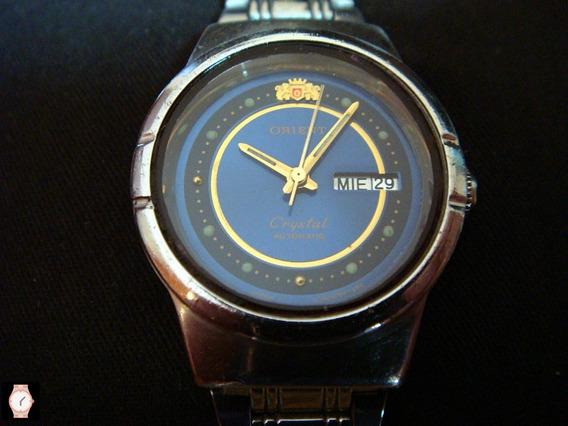 Bonito Reloj Orient Para Dama Automático Colección 80s