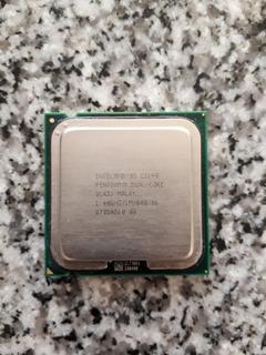 Cpu Intel Pentium Dual-core E2140