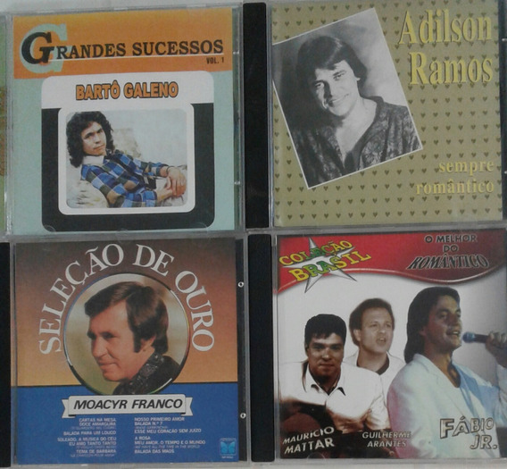 Barto Galeno / Adilson Ramos / Moacyr Franco / Cd Extra-cd