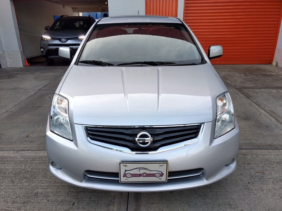 Nissan Sentra Sl 2011 Gris 2.0