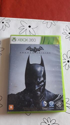 Batman Arkham Origins Original Fisico Xbox360