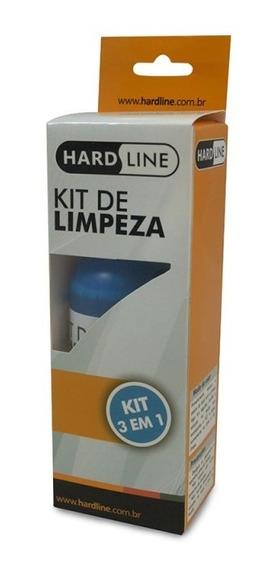 Limpa Telas -tv/notebook/monitor/celular 3 Em 1 Kcl-1014