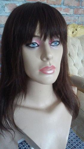 Peruca Cleopatra Trend Cabelo Humano