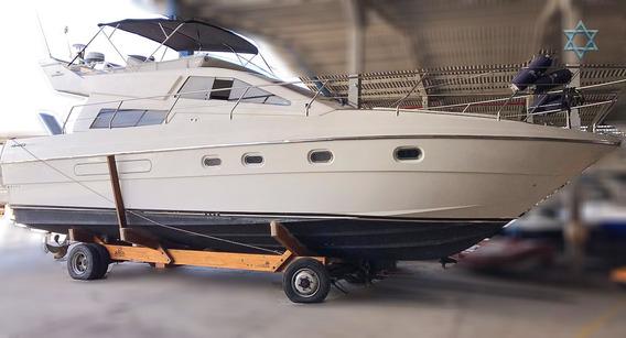 Lancha Intermarine 440 Full Barco Iate N Ferretti Cimitarra
