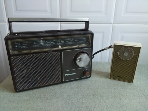 Radio Panasonic Portatil Antiguo Reparar