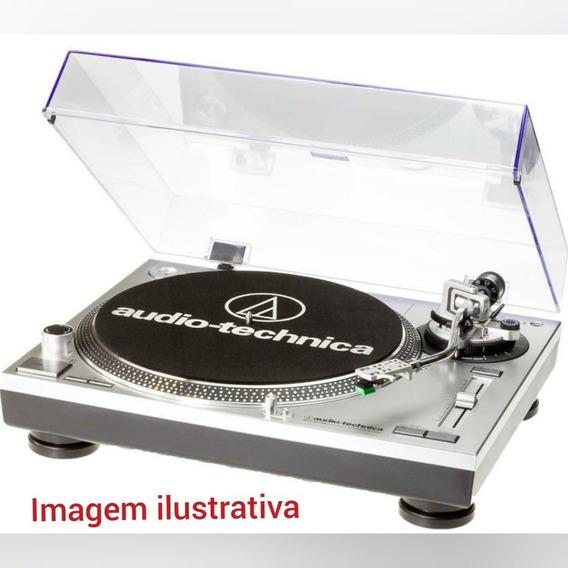 Toca Discos Audio-technica Lp120 Acionamento Direto, Usb