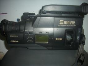 Camera Filmadora /movie/victor/grs95 Antiga S/bateria;maleta