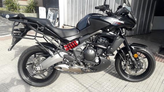 Kawasaki Versys 650 2015 Excelente Estado - Motoswift