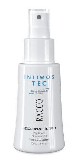 Clareador De Virilha Desodorante Intimo Tec Racco