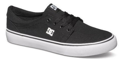 Tenis Hombre Trase Tx Adys300126 Bkw Negro Dc Shoes