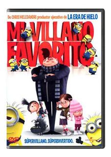 Mi Villano Favorito Pelicula Dvd