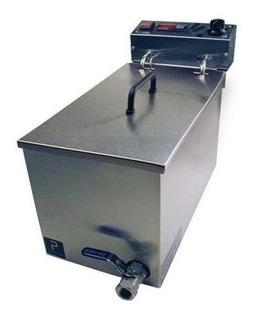 Freidora Eléctrica Para Banderillas Corn Dog 240 Volts