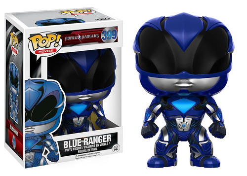 Funko Pop! Power Rangers - Blue Ranger (12345) (399)