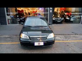 Honda Civic 1.7 Lx 16v 2002