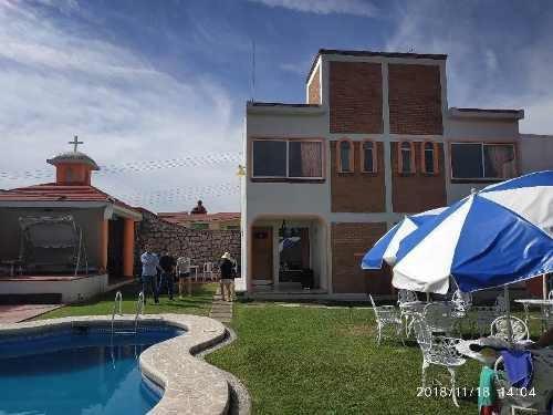 Casa En Condominio En Renta En Pedregal De Oaxtepec, Yautepec, Morelos