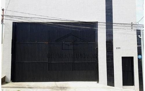 Excelente Prédio Comercial Com 1100m² Para Locação Na Vila Alpina