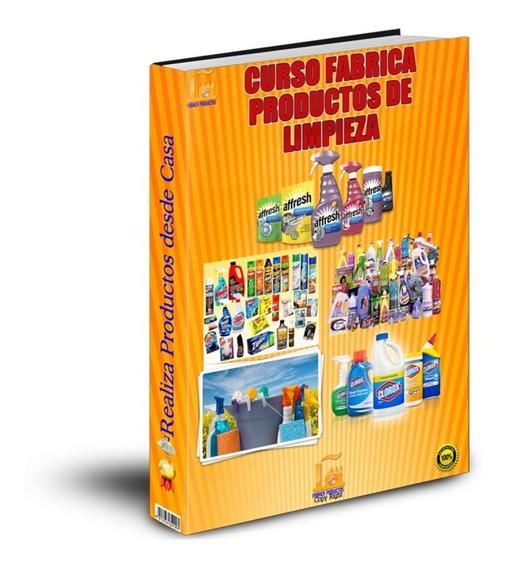 Manual Pdf Formulas Productos De Limpieza